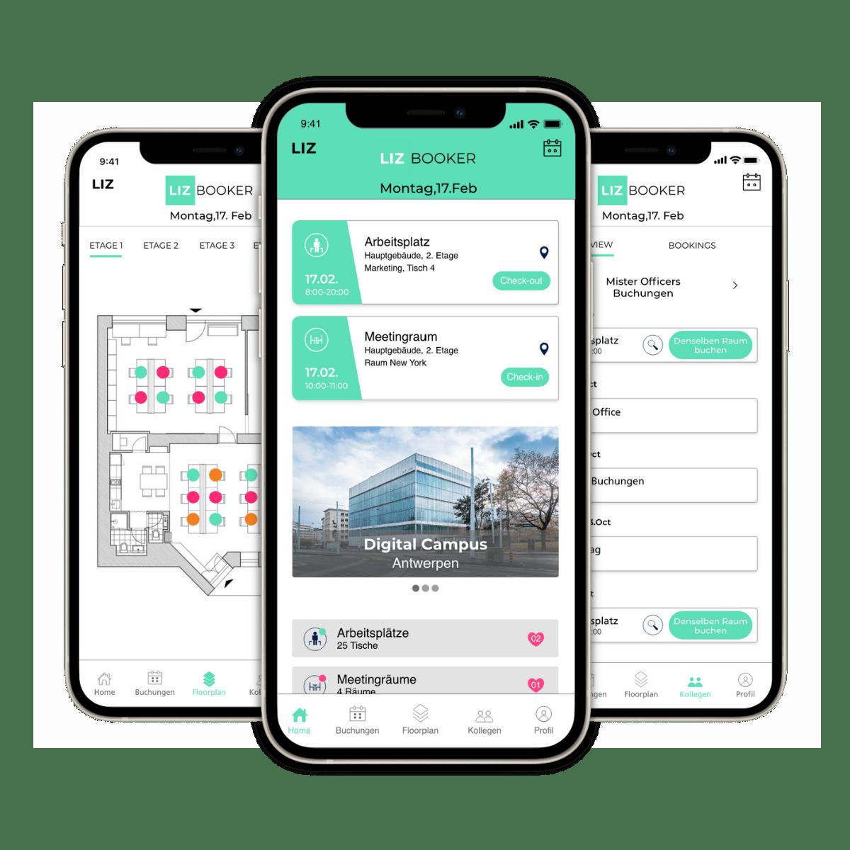 DSGVO-Konform desk-sharing einführen